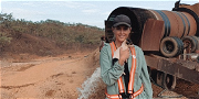 'Gold Rush' Star Parker Schnabel Teams Up With Australian 'Gold Digging' Beauty for New Season