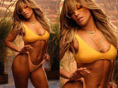 Jennifer Lopez Makes Pulses Race in Itty-Bitty Yellow Bikini