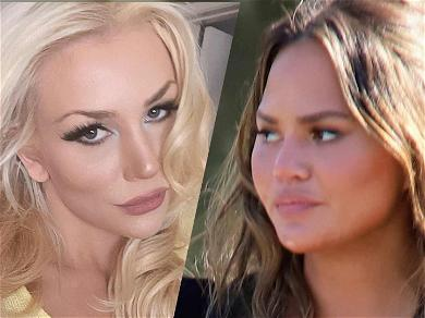 Courtney Stodden Hints Chrissy Teigen's Apology Feels Fake But Accepts It Anyway