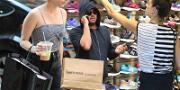 It's Fun to Shop When You're Rich & Famous