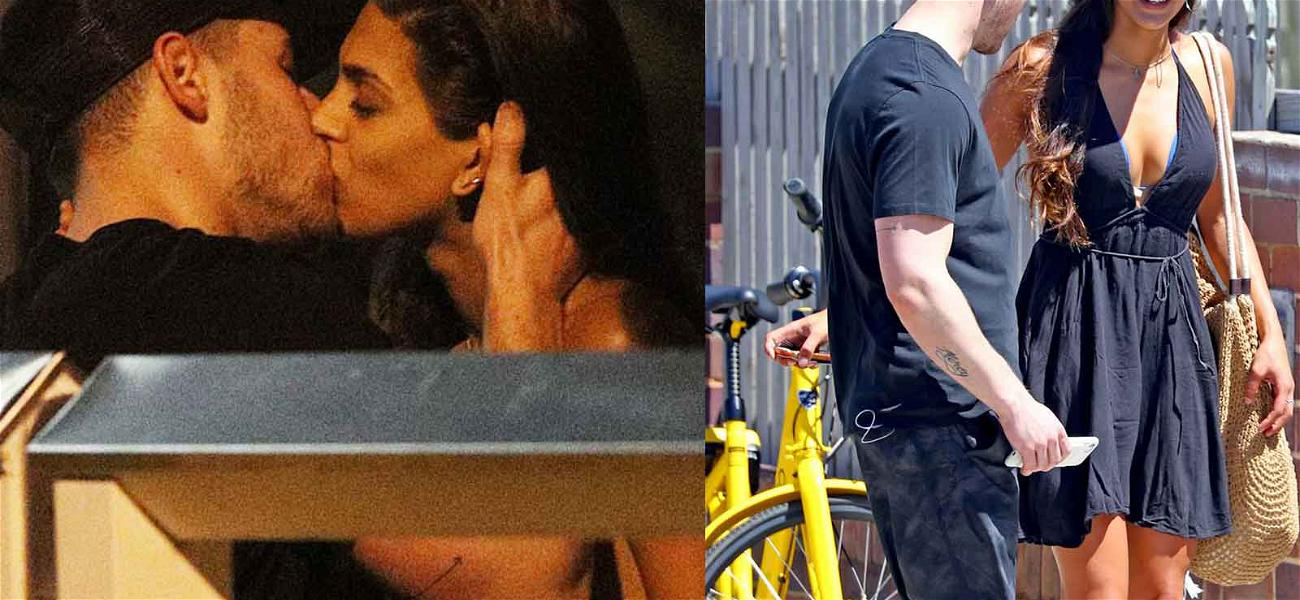 Nick Jonas Is Making Out Down Under with the Luckiest Australian Alive