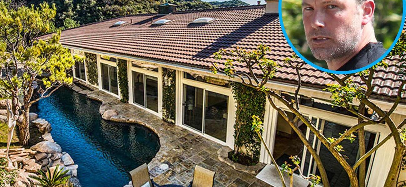 Ben Affleck Checks Into Luxurious Malibu Rehab that Touts Meditation Dome & Horse Therapy
