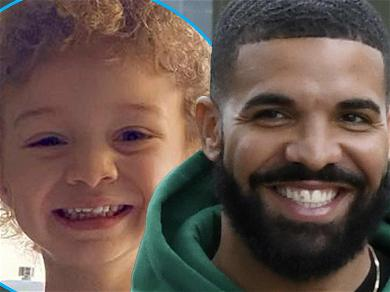 Drake's 3-Year-Old Son Adonis Looks So Grown Up In Mommy's Earth Day Pic!