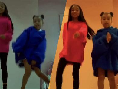 North West Stars In Awesome TikTok Video With Kid Rapper That Girl Lay Lay, Kim Kardashian Loves It