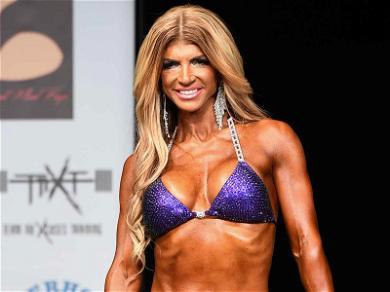 Surprise! Teresa Giudice Entered a Bodybuilding Competition