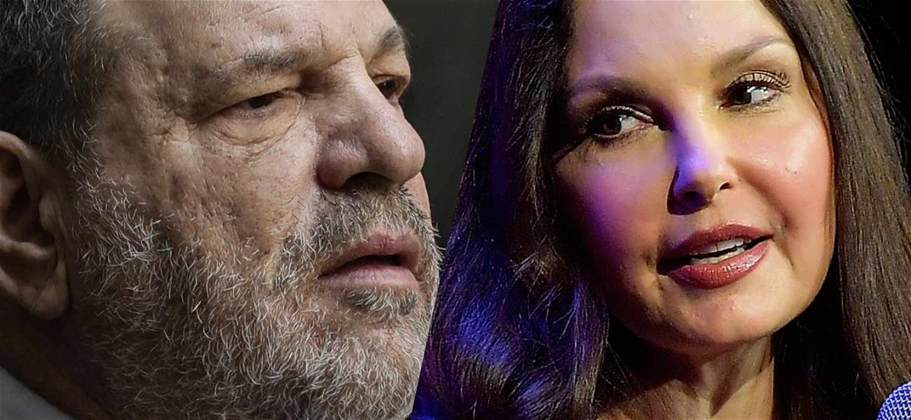 Harvey Weinstein Demands Ashley Judd's Lawsuit Be Put on Hold Until Outcome of Criminal Case
