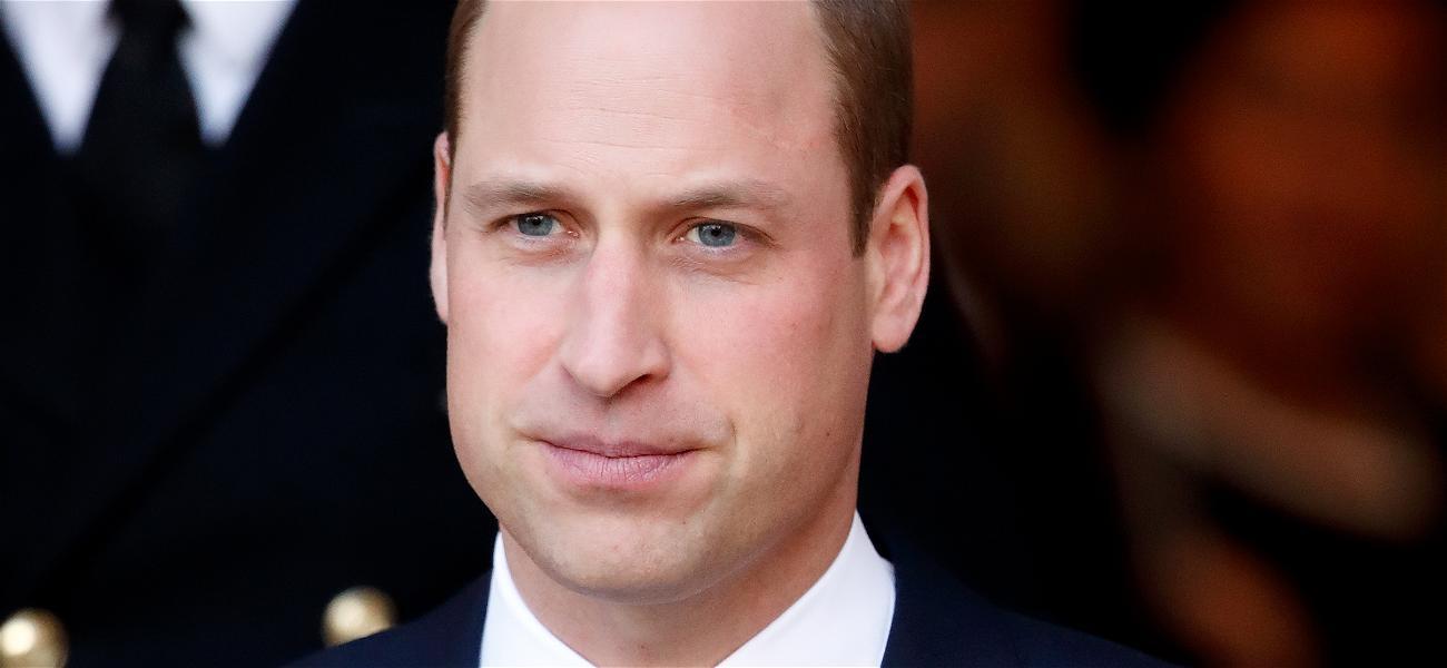 Prince William Says the Coronavirus is Being 'Hyped Up,' Queen Elizabeth II Wears Gloves