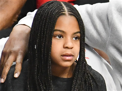 Beyoncé's Daughter Blue Ivy Schools Us All On Cleanliness In DIY Instagram Video