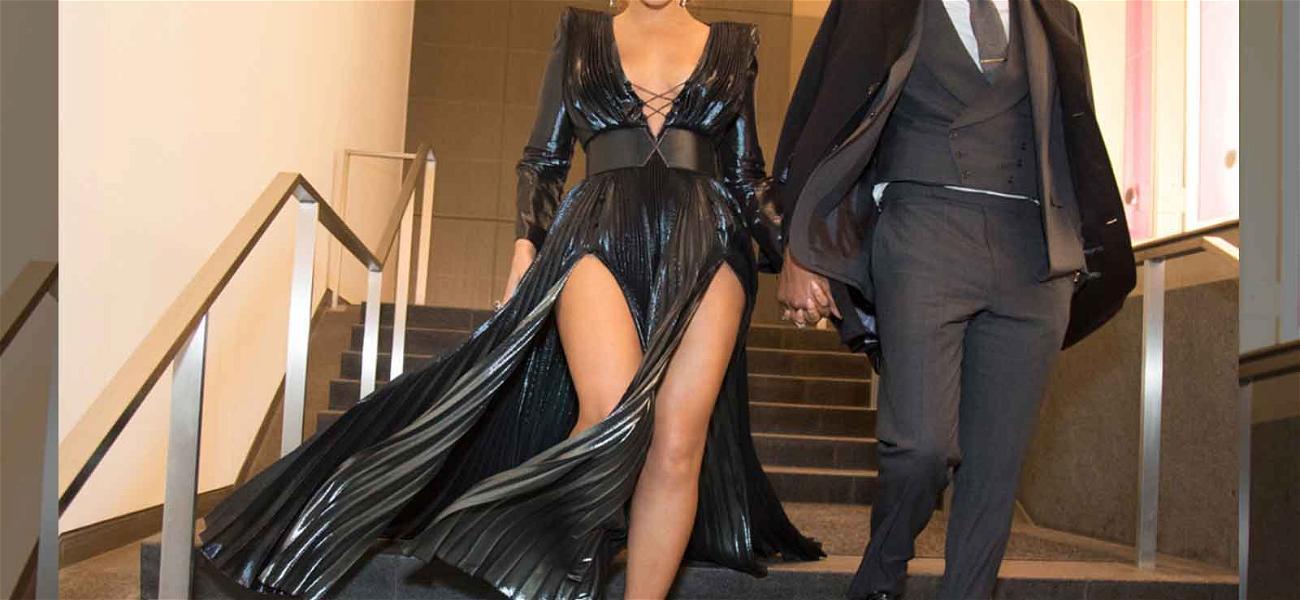 Jay-Z and  Beyoncé Ruled Roc Nation's Pre-Grammy Brunch