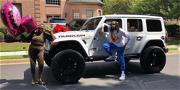 Quavo Gifts His Mom A Brand New Jeep For Her Birthday