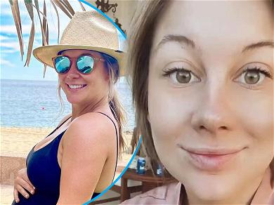 Gymnast Shawn Johnson And Hubby Take Tropical 'Babymoon' For Baby #2