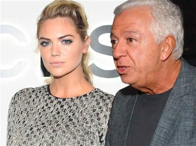 Paul Marciano Victim-Shames Kate Upton, Claims Model Is Vindictive Over 'Looking Terrible'
