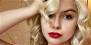 Ariel Winter Declares Blondes Have More Fun In Soapy Shower Video