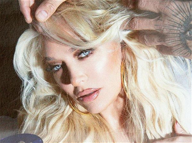 Erika Jayne Pouts In Lingerie While Accused Of Ripping Off Orphans