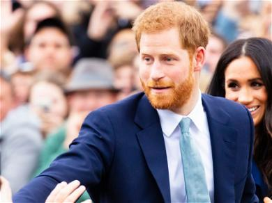 Prince Harry Opens Up On His Grandfather's Funny Tech Habits