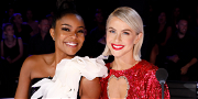 Julianne Hough Says Gabrielle Union Hasn't Returned Her Call After 'AGT' Firing, Supports Her Speaking Out