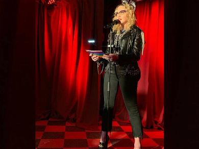 Madonna Turns the Other Cheek, Doesn't Care About Butt Injection Rumors