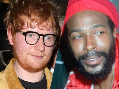 Ed Sheeran Denies Ripping Off Marvin Gaye's 'Let's Get It On'