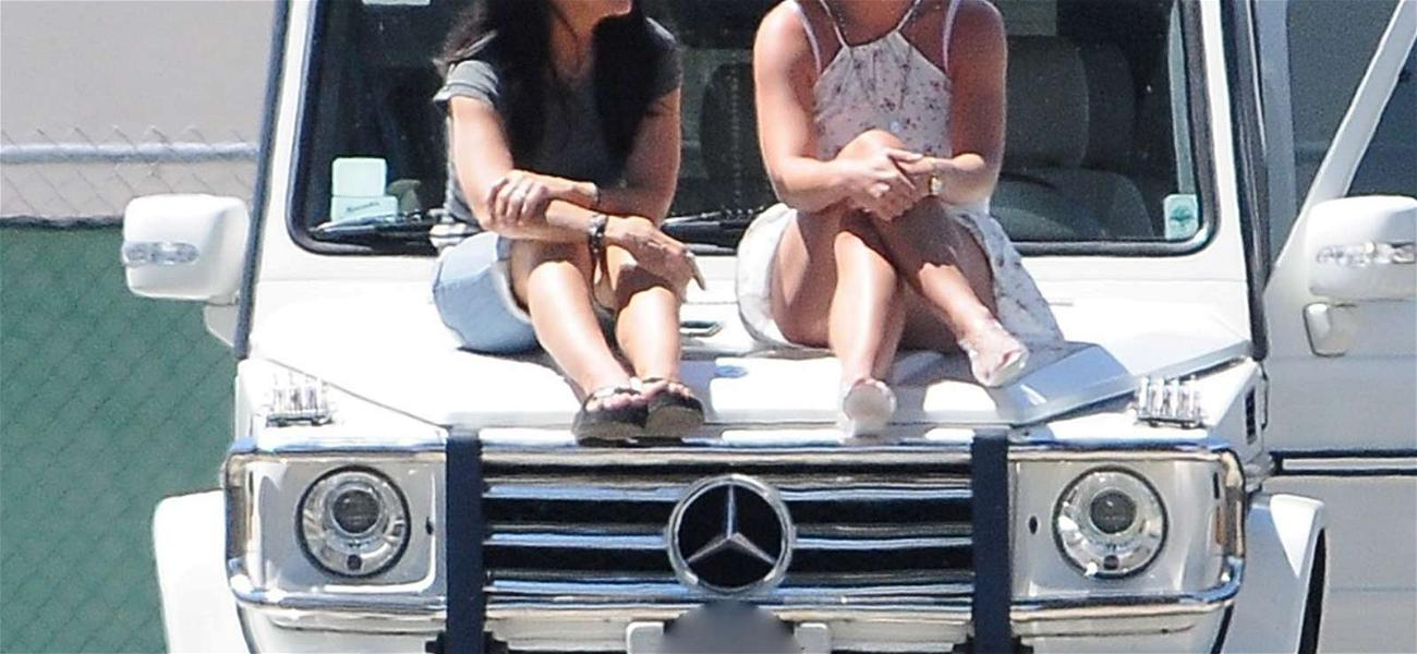 Britney Spears' Famous G-Wagen Selling For Six Figures