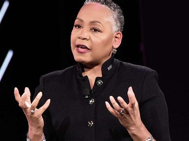 TIME'S UP CEO Lisa Borders Resigns After Her Son Is Accused of Sexual Misconduct