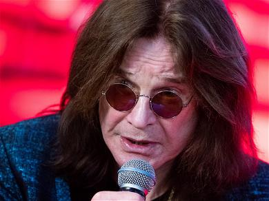 Ozzy Osbourne Is 'Lucky To Be Alive' After A Serious Fall In His Home