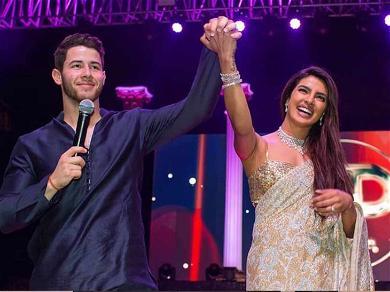Priyanka Chopra and Nick Jonas Share Video of Pre-Wedding Dance Party