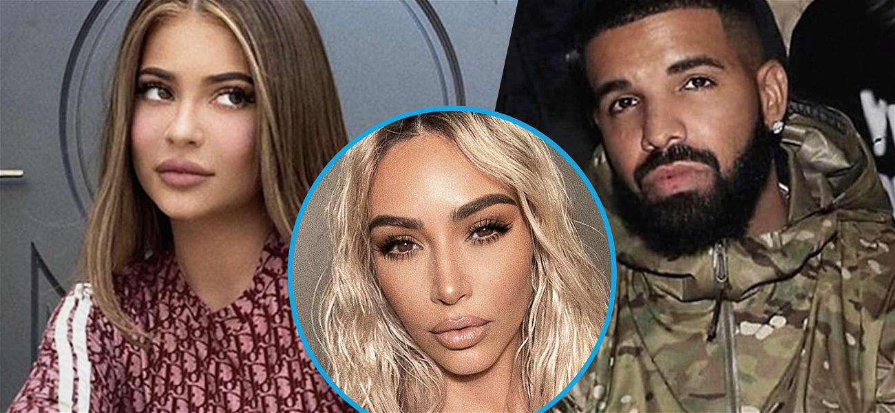 Kim Kardashian STUNS In Busty Lingerie Amid Kylie's Drake 'Side Piece' Scandal