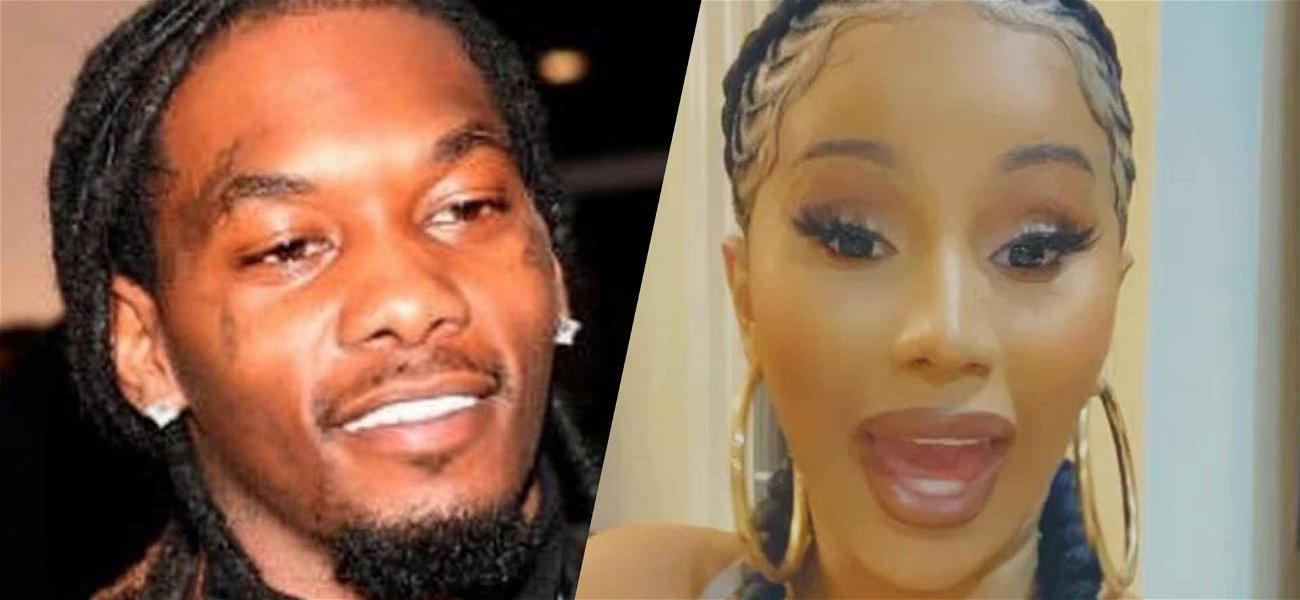Cardi B Uses 'WAP' Money To Buy Offset Super Expensive Lambo For His Birthday