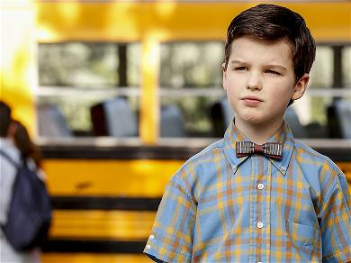 'Big Bang Theory' Spinoff 'Young Sheldon' Likely Slapped With Huge FCC Fine