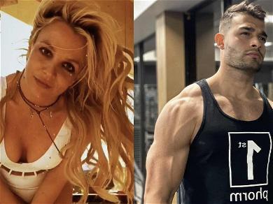 Britney Spears' Fans Demand 'Gimme More' After Boyfriend Displays Insane Leg Muscles