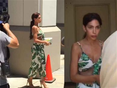Farrah Abraham Makes Fashionable Exit out of Jail
