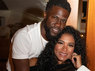 Kevin Hart's Wife Eniko Shares Super Cute Sonogram Of Their Baby Girl… Looks Just Like Kevin!
