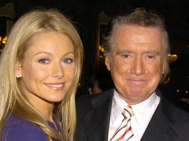Kelly Ripa Breaks Silence On Regis Philbin's Death: 'We Are Beyond Saddened'