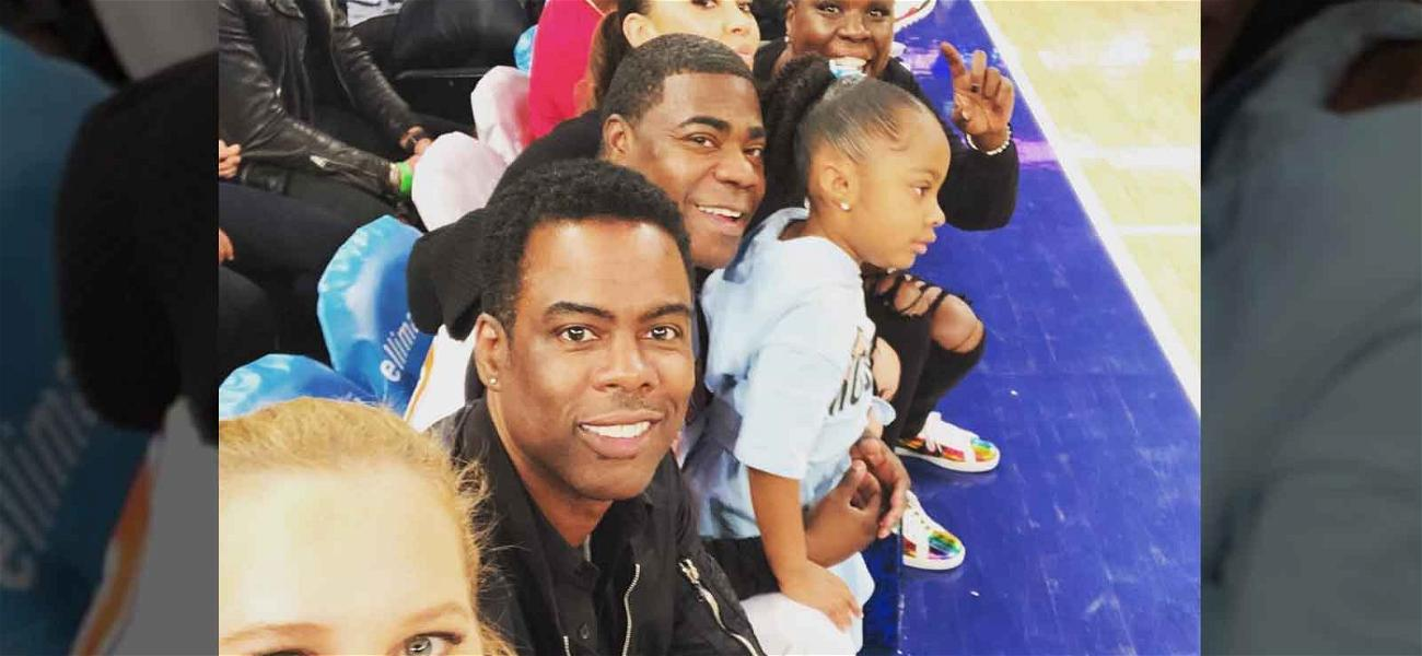 Check Out Which Celeb Chris Rock Gave the Infamous 'Diddy Crop'