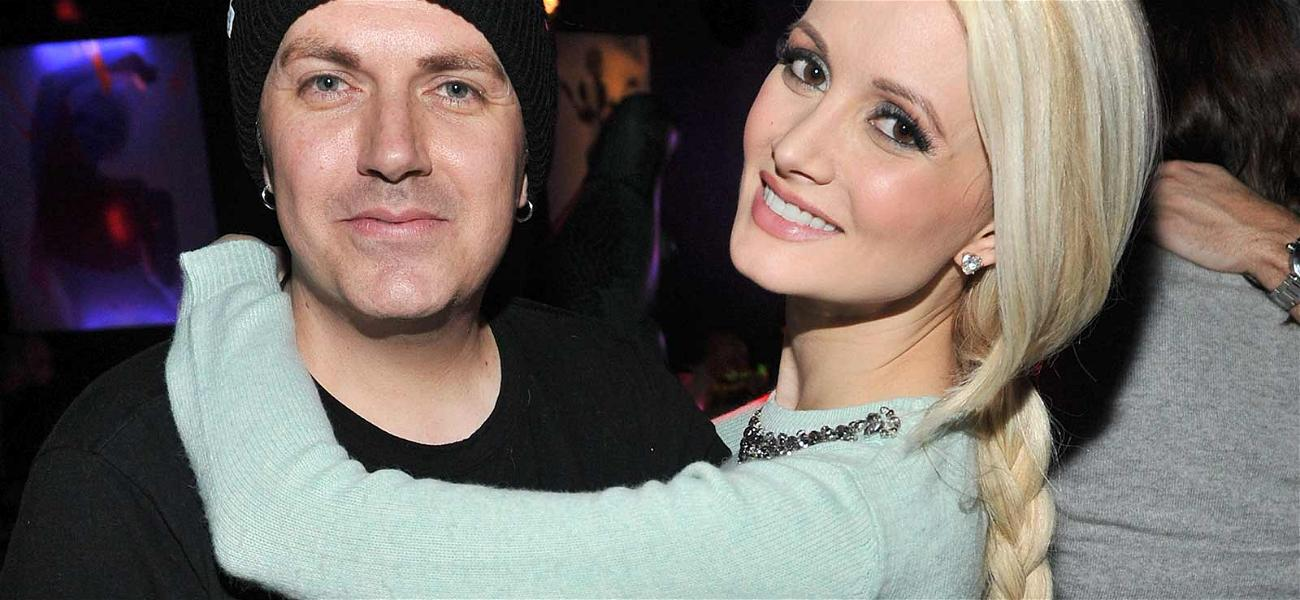 Holly Madison's Husband Filed for Divorce, Playboy Star Has Already Been Served