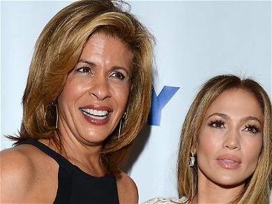 Hoda Kotb Supports Jennifer Lopez After A-Rod Breakup