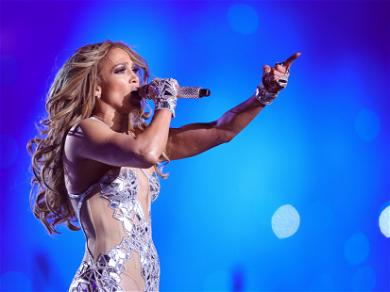 Kobe Bryant's Halftime Tribute By Jennifer Lopez & Shakira — It Was There, You Just Missed It!
