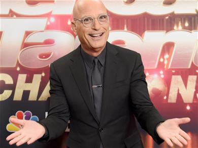Howie Mandel Takes Fear of Cornavirus to Another Level