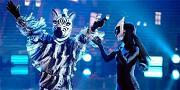 Zebra Cut From 'The Masked Dancer' One Week Before Season Finale