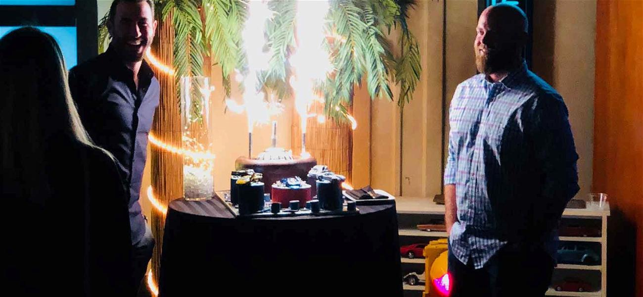 Kate Upton Throws Justin Verlander Awesome Vintage Birthday Bash
