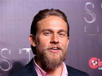 'Sons Of Anarchy' Creator Kurt Sutter Shares Throwback Photo On-Set With Charlie Hunnam