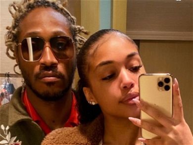 Rapper Future Gets Cozy With Girlfriend Lori Harvey, Unbothered With Baby Mama Drama