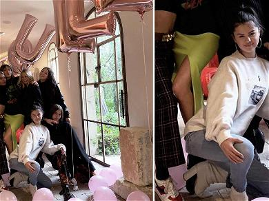 Selena Gomez Throws the Ultimate Birthday Party for Her BFF