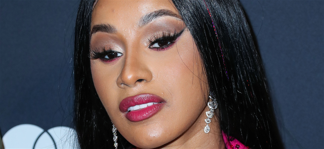 Cardi B BLASTS President Donald Trump Claims He Should Be Thrown In Jail!
