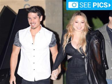 Mariah Carey and Bryan Tanaka All Smiles After Sushi Date