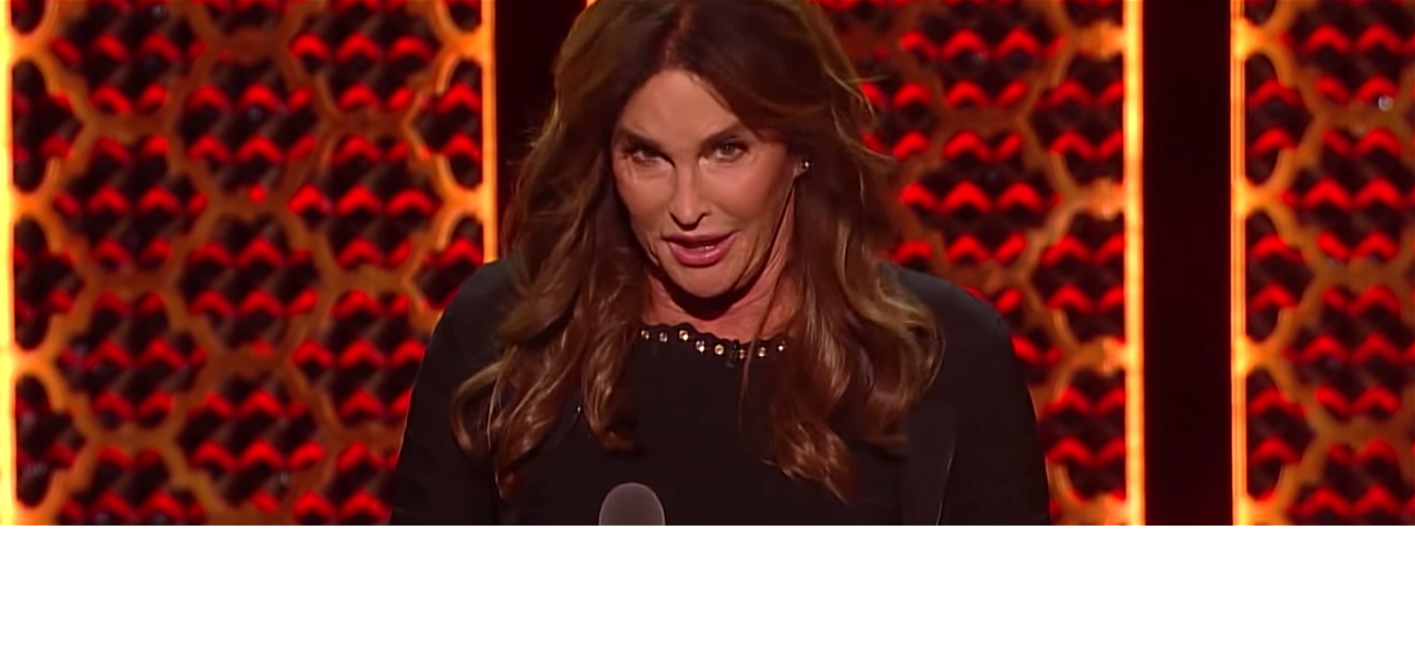 Caitlyn Jenner Says She Didn't 'Cut It Off'