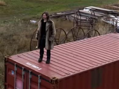 'Alaskan Bush People' Bear Brown Reveals Updated Container Home
