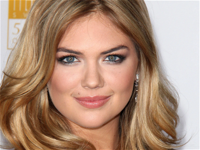Kate Upton Shows How Pool Days 'Look A Little Different' Now