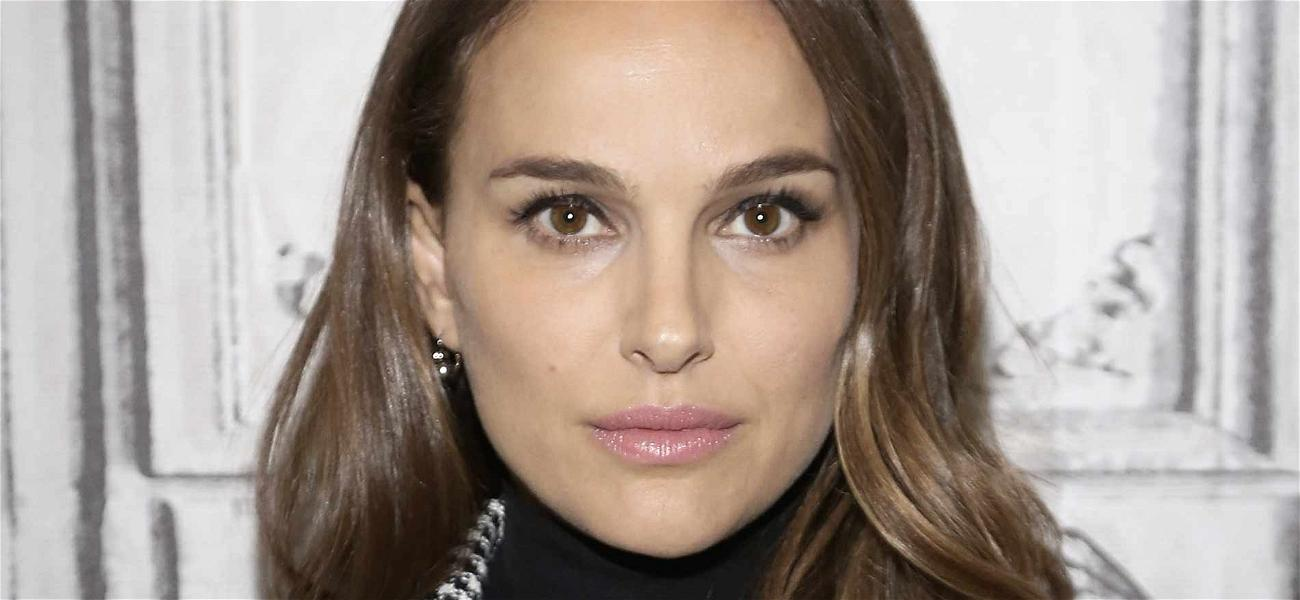 Natalie Portman Files for Restraining Order Against a Guy Who Claimed He Was John Wick