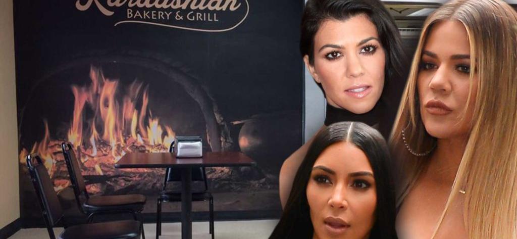 Kardashian Sisters Victorious Over Michigan Kardashian Bakery & Grill